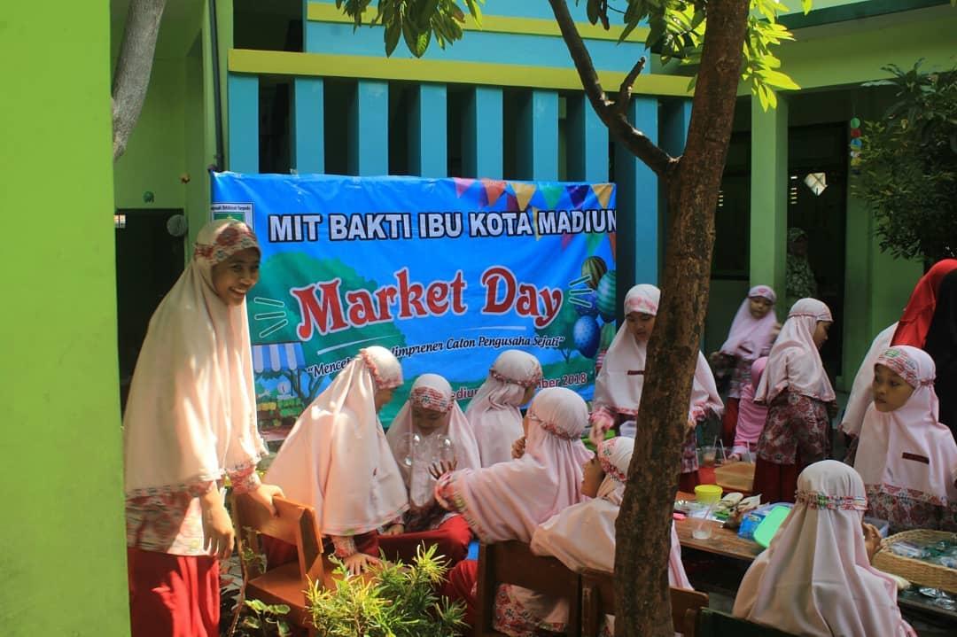 Market Day 13 Desember 2019