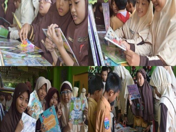 Penerbit TIGA SERANGKAI Mengadakan Bazar buku di MIT Bakti Ibu