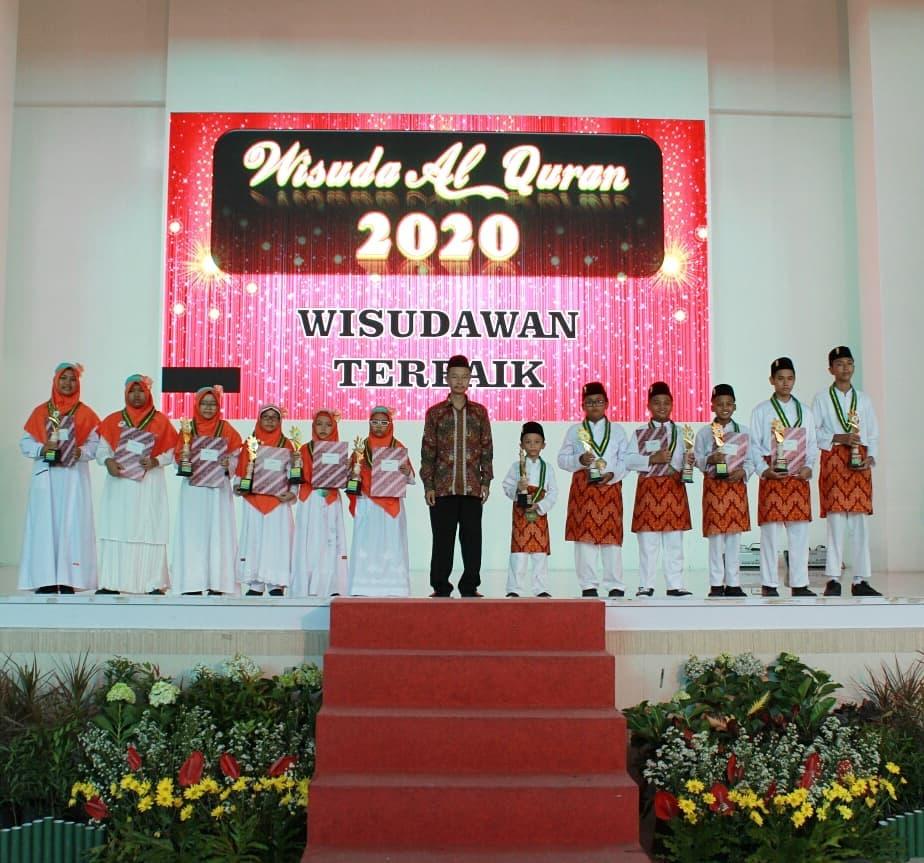 wisuda Al Qur'an 2020